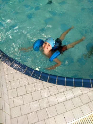 MŠ plavání