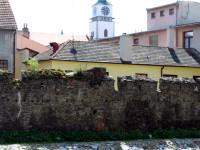 Přejeli jsme do města Třebíč.