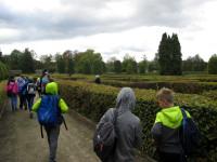 procházka v renesanční zahradě