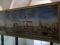 Vjezd kardinála F. J. Troyera do Olomouce