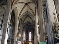 Gotické trojlodí