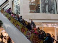 Hurá, eskalátory - jezdící schody!