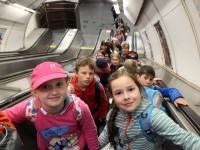 Jízda metrem
