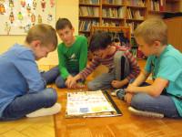 Hrajeme naši stolní hru