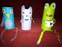 Ráchelka - tvoření - recyklace
