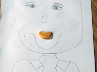 Amálka - mandarinkové tvoření